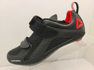 Louis Garneau Men's Actifly Indoor Cycling Shoes Collaboration W/Reebok Sz M7 L9