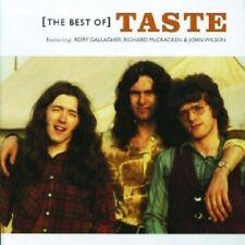 TASTE - THE BEST OF TASTE  CD  16 TRACKS BLUES ROCK HITS / COMPILATION  NEU