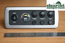 Marine Control Panel Distribution panel CP3 c/w battery condition monitor FLS