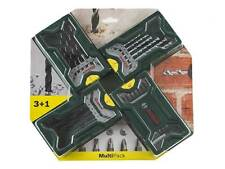 Genuine Bosch 4 Pack Multi Drill & Driver Set 46 pcs 2607017071 3165140595186