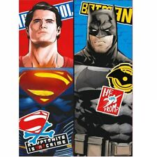 "Dc Comics Batman vs Superman ""choque"" personaje polar Snuggle Manta"