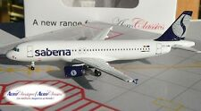 Sabena Airbus A320-214 OO-SNE 1/400 scale diecast Aeroclassics