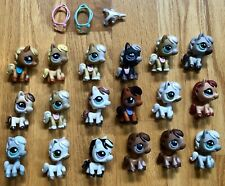 Littlest Pet Shop Pony Horse Lot of 18 Plus Accessories Lps
