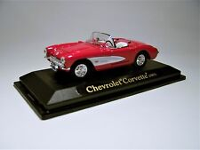 1957 Chevrolet Corvette (Red) 1/43 Scale  Brand New in the Box Yat Ming  94209