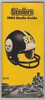 1983 Pittsburgh Steelers Media Guide