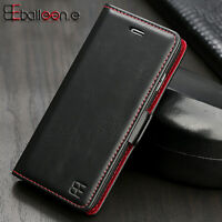 Original Flip Magnetic Leather Wallet Card Case Cover for Apple iPhone 6 7 7Plus