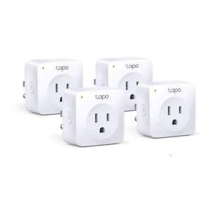 TP-Link Tapo Smart Plug Mini 4 Pack
