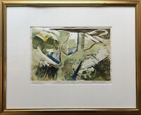 EGIL ? 1965 LITHOGRAFIE - ABSTRAKTE KOMPOSITION - MODERN SCANDINAVIAN ART