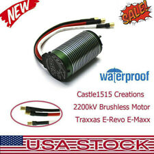 Castle1515 Creations 2200kV Brushless Motor Traxxas E-Revo E-Maxx USA