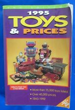 1995 TOYS & PRICES Price Guide VGN softcover Krause Pub