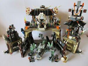 LEGO NINJAGO Dragon Hunters 70655 DRAGON PIT 100% Complete with All Minifigures