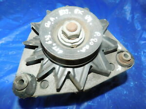 BMW E23 735i E24 635CSi E28 528i 80 AMP BOSCH Alternator 0 120 469 617 Y