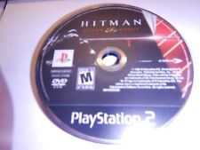 Hitman: Blood Money ps2 game disc only