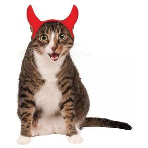 Devil Horns Costume Accessory Pet Halloween