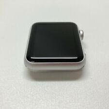 Apple Watch Series 1 42mm Silver Aluminum Case, Watch ONLY, READ DESCRIPTION