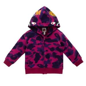 2022 High Quality Kids Boy Girl Animal Shark Jacket Hoodies Hip Hop Coat More