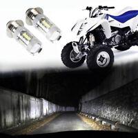 Tusk Super White Head Light Bulb 35//35W SUZUKI Z400 Quadsport 2003-2008 ltz400