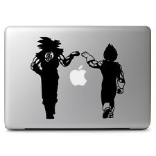 Dragon Ball Z Vegeta Goku for Macbook Air/Pro Laptop Car Window Decal Sticker