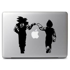 Dragon Z Vegeta Goku Vinyl Decal Sticker for Macbook Air/Pro Laptop Car Window