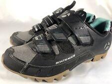 Bontrager inForm Footbed Evoke Mens Cycling Shoes Black & Gray Size 7.5