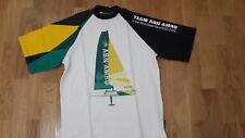 Volvo Ocean Race ABN AMRO Short Sleeve Cotton 5 color Shirt XXL -- NEW