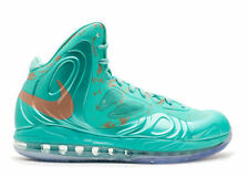 Nike Air Hyperposite Statue of Liberty Size 13. 524862-301 Green Gold Foamposite