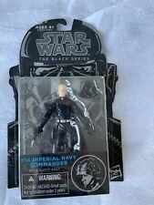 Star Wars Black Series (3.75 Inch) Imperial Navy Commander #14