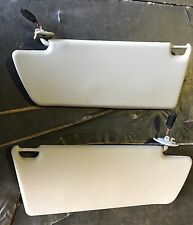 Vauxhall Signum, Vectra, Pair Of Sun Visors, With Mirrors