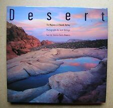 Desert: The Mojave and Death Valley. Photos by Jack Dykingo. 1999 HB in DJ 1st