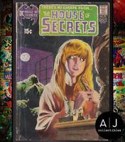 House of Secrets #92 GD+ 2.5 (DC)