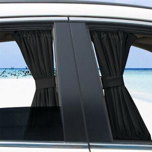 Car Sun Shade Side Window Curtain Auto Foldable UV Protection Car Accessories