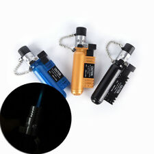 Jet Torch Windproof Cigar Cigarette Refillable Butane Gas Lighter NO GAS