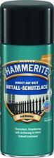 Hammerite Metallschutzlack matt schwarz Sprühdose 0,4 Liter Rostschutz Neuware