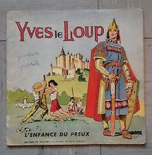 Yves le Loup 1 édition originale