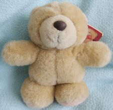 Hallmark Cards FOREVER FRIENDS Standing Small Plush BEAR - With Original Tag