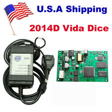 USA Ship Low Cost 2014D Vida Dice Diagnostic Tool for Volvo with VIDA All-in-one