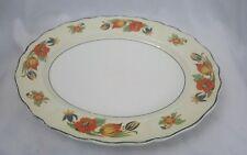 """Vintage Marlborough Royal Petal Grindly Platter. 12"""" × 10"""""""