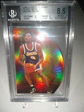 1998-99 Metal Universe PLANET METAL (BGS 8.5) Kobe Bryant *NEW SLAB*