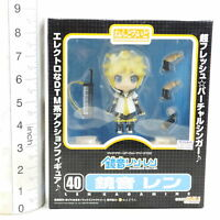 *A3573 GSC Nendoroid 40 Kagamine RIN/LEN LEN Figure Japan Anime