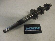 2010 Yamaha Grizzly 550 Yfm550 4x4 GENUINE Driven Output Transmission Gear Shaft