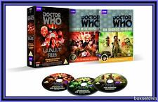 DOCTOR WHO UNIT FILES  - U.N.I.T.(Invasion of the Dinosaurs & Android Invasion)