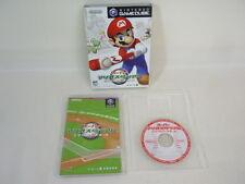 SUPER MARIO STADIUM Miracle Baseball Game Cube Nintendo JAPAN Video Game gc