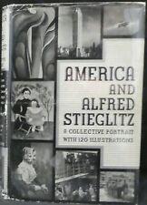 Stieglitz, Alfred.  America & Alfred Stieglitz, A Collective Portrait. First Ed.