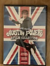 New! Austin Powers: 3-Film Collection [New Dvd]