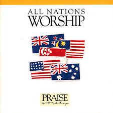 All Nations Worship with Mark Conner CD 1991 Hosanna! Music [HMD043]