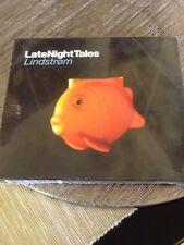 LATE NIGHT TALES - LINDSTROM CD NEW/SEALED