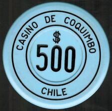 Chile Chip Casino de Coquimbo $500