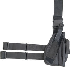 VIPER Bodyguard / Close Protection BLACK Tactical Leg Holster ( Pistol Drop Leg
