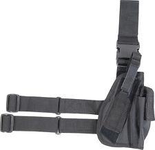 VIPER Bodyguard / Close Protection BLACK Tactical Leg Holster ( Pistol Drop Leg