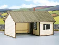 Wills SS60 Station Platform Building 1/76 Scale=00 Gauge Plastic Lineside Kit 1s